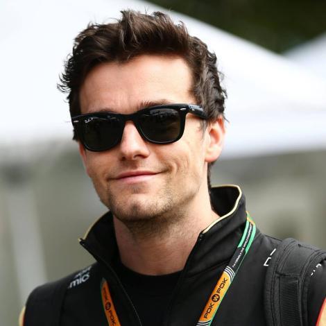 Jolyon Palmer vai estrear-se na F1 com o nº 30