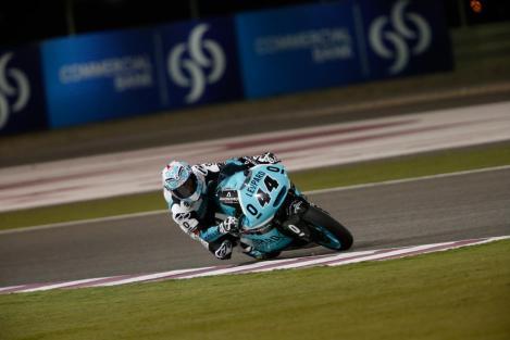 Oliveira pontuou na sua estreia nas Moto2