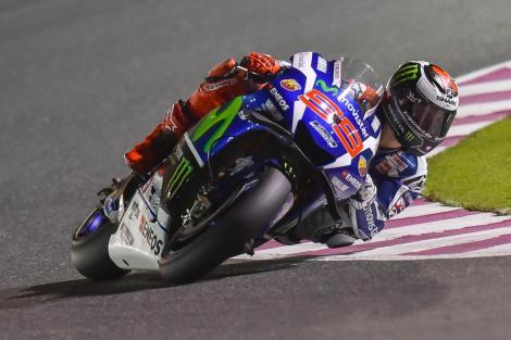 Jorge Lorenzo dominou a primeira prova de MotoGP de 2016