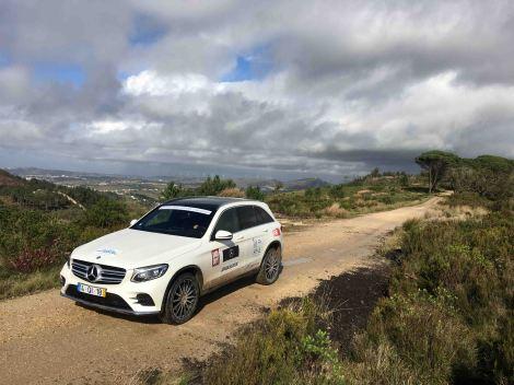A região Oeste vai acolher em Maio a Mercedes-Benz 4Matic Experience