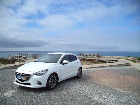 Mazda2 HB 1.5 SKYACTIV-D 105 Excellence Navi (Fotos: Foz do Arelho)