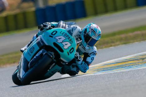 Miguel Oliveira foi 9º no GP de França