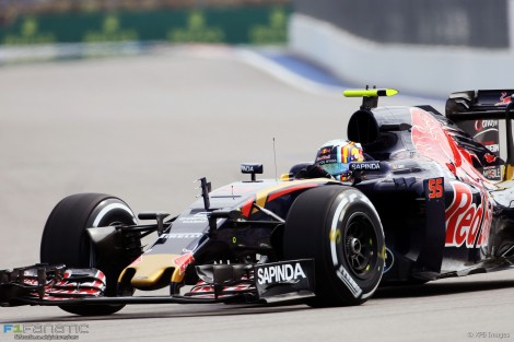 A Toro Rosso poderá estar no caminho da Honda já em 2017