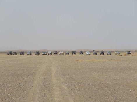 O Off Road Bridgestone Marrocos teve lugar entre 23 e 30 de Abril