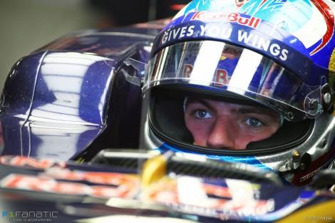 Max Verstappen vai correr na Red Bull a partir de Espanha