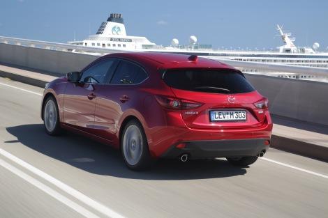 Mazda3 Hatchback (HB)