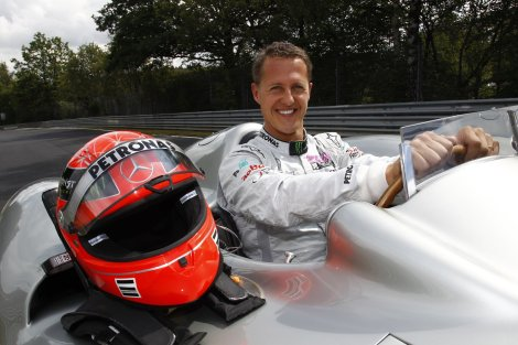 O estado de saúde de Michael Schumacher terá piorado nos últimos dias