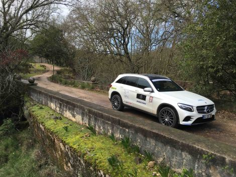 A Mercedes-Benz 4MATIC Experience vai ter lugar daqui a três semanas
