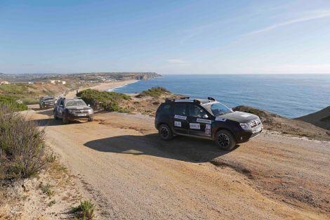 A 5ª edição da Aventura Dacia foi à costa oeste