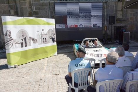 O Slalom foi apresentado com toda a pompa em conferência de Imprensa