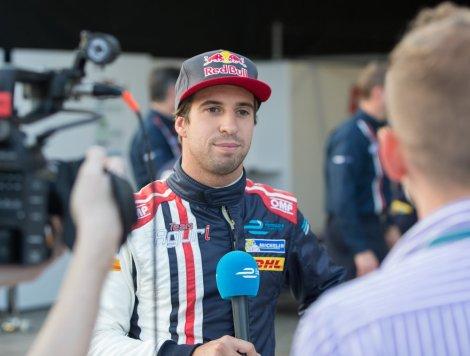 Félix da Costa vai correr na Fórmula E com a equipa Andretti