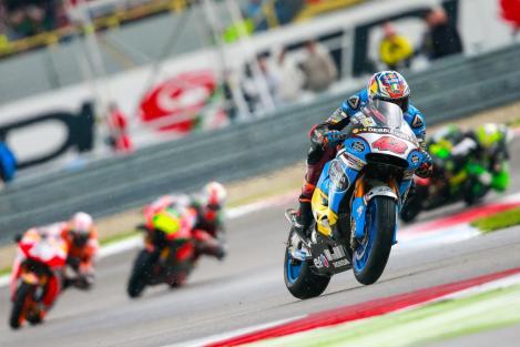 Jakc Miller conquistou a primeira vitória no MotoGP em Assen