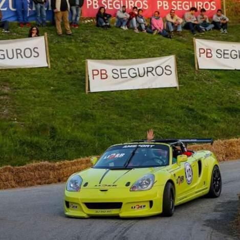Carlos Pacheco (Toyota MR2)