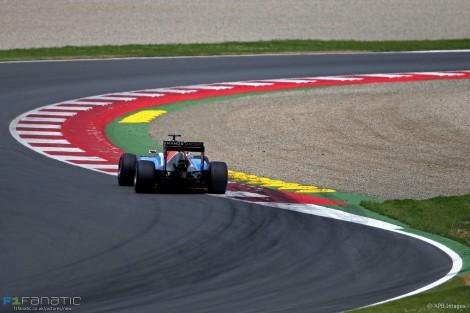 Wehrlein conquistou o seu primeiro ponto na F1