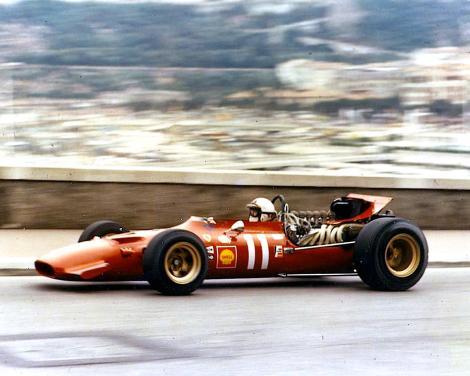 GP Mónaco 1969