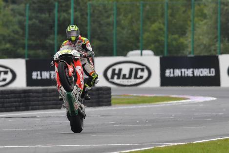 Cal Crutchlow estreou-se a vencer no MotoGP