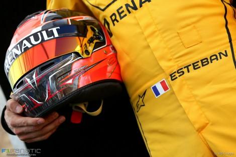 Esteban Ocon vai estrear-se na F1 na Bélgica com a Manor