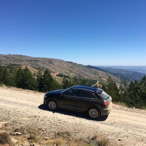 O Audi Offroad Experience vai ter lugar de 7 a 9 de Outubro