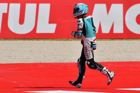 Miguel Oliveira vai regreesar à Red Bull KTM Ajo em 2017