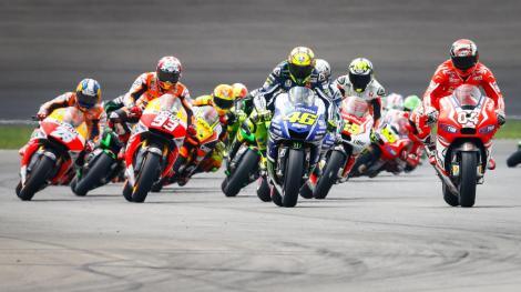 O calendário provisório para 2017 do MotoGP já foi dovulgado