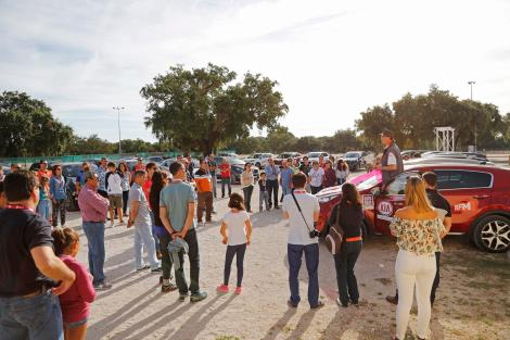 Foram várias as dezenas de participantes no evento