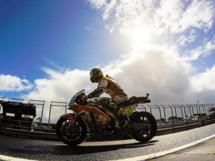 Cal Crutchlow conquistou na Austrália a sua segunda vitória em MotoGP