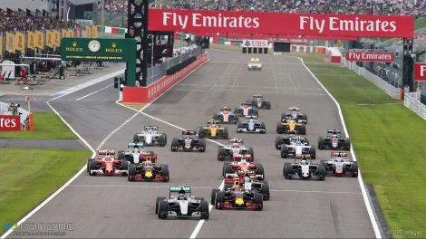 A partida foi o momento que decidiu o GP do Japão