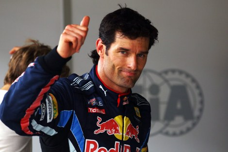 Mark Webber vai abandonar a competição no final do ano