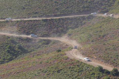 As paisagens da Serra da Estrela acolheram esta aventura Audi