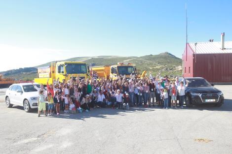 Foram mais de 70 os participantes na Audi Offroad Experience-Serra da Estrela