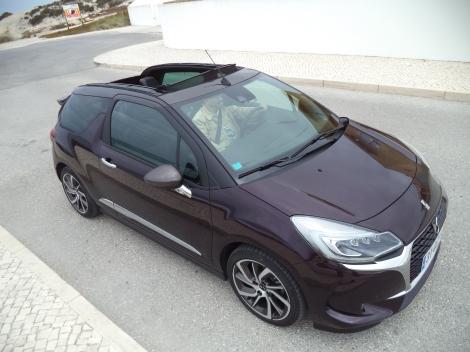 O DS 3 Cabrio 1.6 HDi 120 Sport Chic custa quase 30 mil euros
